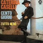 Caterina Caselli covered Paint It Black of the Stones (Tutto nero)